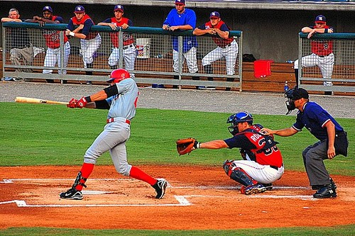 Baseball-Match