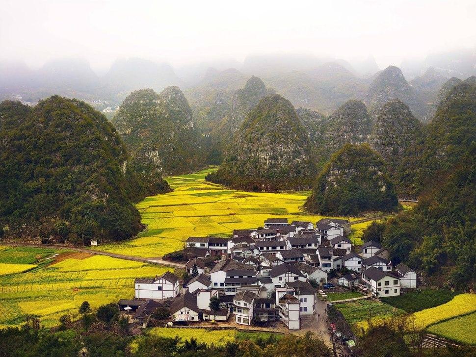 Maravillosos Pueblos En Los Que Te Gustaría Vivir Por Su Hermosura y Majestuosidad Natural