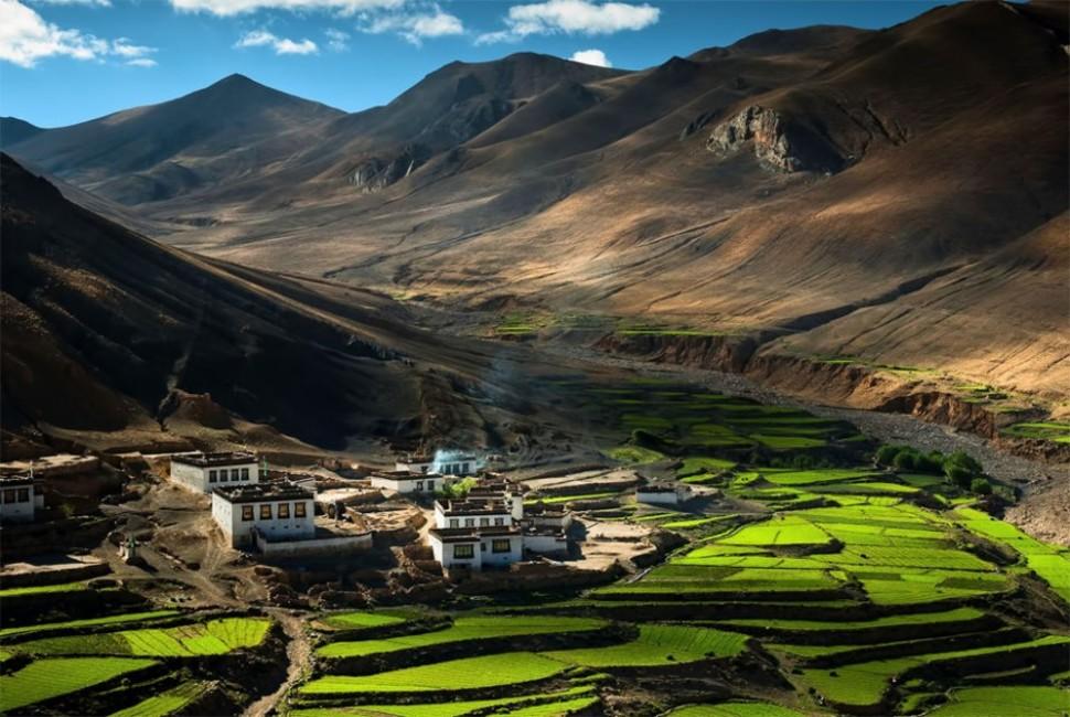 Himalayas-Village